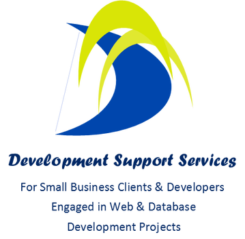 Development Support Services Logo